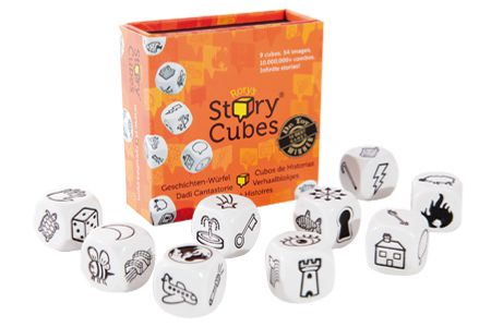 Rory's Story Cubes 故事骰:基本版