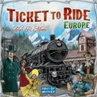 Ticket to Ride :Europe