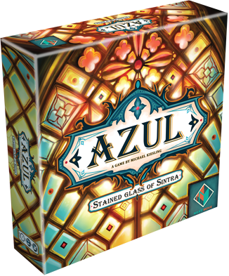 AZUL:Stained Glass of Sintra 花磚物語:琉璃之光