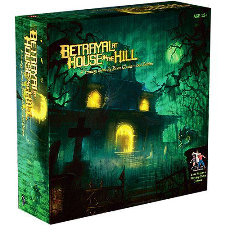 Betrayal at House on the Hill 山中小屋
