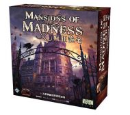 Mansions of Madness 2nd 瘋狂詭宅 第二版