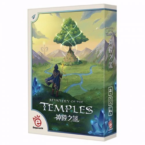 Mystery of the Temples 神殿之謎
