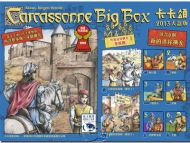 Carcassonne Big Box 2013 卡卡城大盒版2013