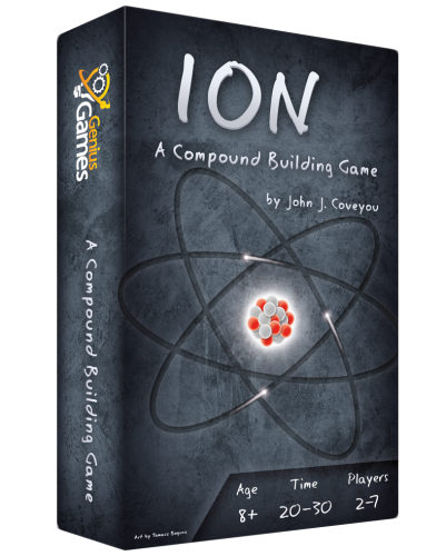 ION : A Compound Building Game 一個化合物構建的遊戲