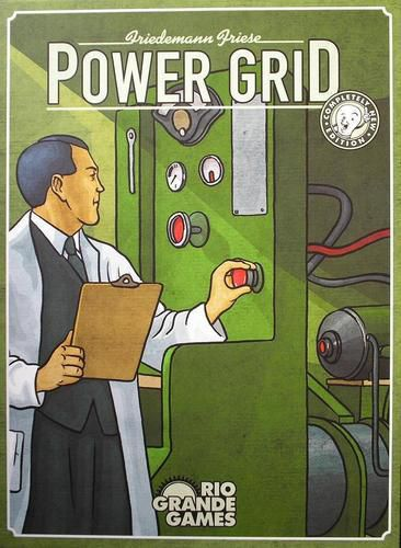 Power Grid 電力公司